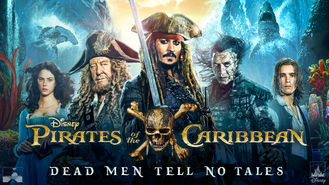 Is Pirates of the Caribbean: Dead Men Tell... on Netflix Italy?