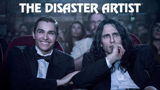 The Disaster Artist (2017) on Netflix in Norway