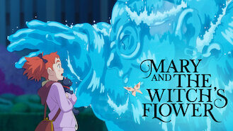 Mary and the Witch's Flower (2017) on Netflix in Canada