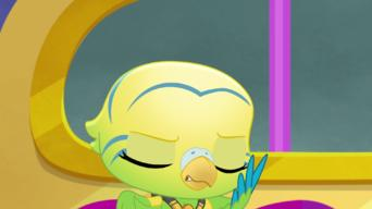 Littlest Pet Shop: A World of Our Own: Season 2: Fetch the Story Stick