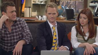 How I Met Your Mother: Season 7: The Stinson Missile Crisis