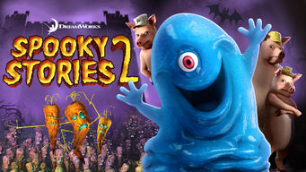 DreamWorks Spooky Stories: Volume 2 (2011)