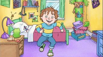 Horrid Henry: Series 1: Horrid Henry's New Shoes