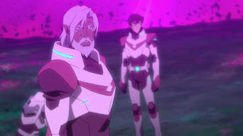 Voltron: Legendary Defender: Season 8: Knights of Light, Part 2
