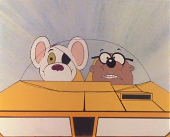Danger Mouse: Classic Collection: Season 4: Four Heads Are Better Than Two