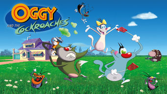 Oggy and the Cockroaches (2017)