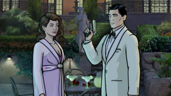 Archer: Season 7: Deadly Velvet: Part II
