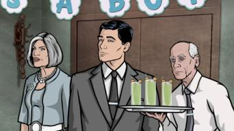 Archer: Season 2: Blood Test