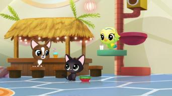 Littlest Pet Shop: A World of Our Own: Season 1: Bev On The Edge
