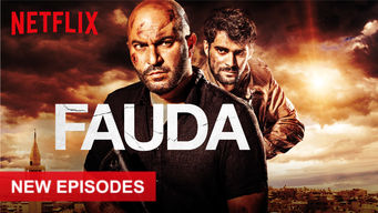 Is Fauda: Season 2 (2018) on Netflix Belgium