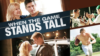 When the Game Stands Tall (2014)