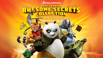 DreamWorks Kung Fu Panda Awesome Secrets: Volume 1