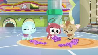Littlest Pet Shop: A World of Our Own: Season 1: The Incredible Roman and Ray