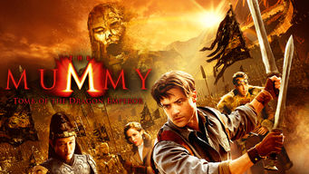 Is The Mummy Tomb Of The Dragon Emperor 2008 On Netflix Philippines