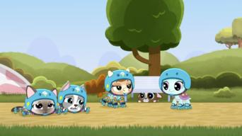 Littlest Pet Shop: A World of Our Own: Season 1: Bev Rolls With It