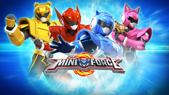 Miniforce: Season 1