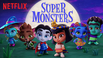 Super Monsters (2018)