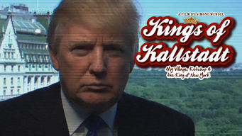 Kings of Kallstadt (2014)