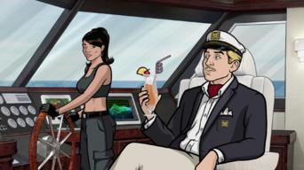 Archer: Season 3: Heart of Archness, Part 2
