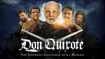 Don Quixote: The Ingenious Gentleman of La Mancha (2015)