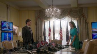 Is Scandal: Season 3: We Do Not Touch the First Ladies on