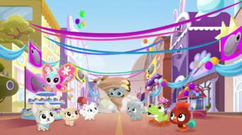 Littlest Pet Shop: A World of Our Own: Season 1: Scrappers Keepers