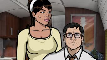 Archer: Season 5: Archer Vice: Southbound and Down