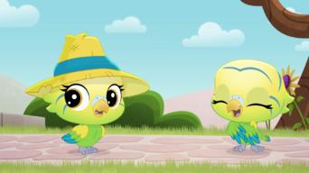 Littlest Pet Shop: A World of Our Own: Season 2: Seeing Double