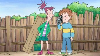Horrid Henry: Series 1: Horrid Henry's Hideo-Video