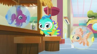 Littlest Pet Shop: A World of Our Own: Season 2: Take This Suggestion