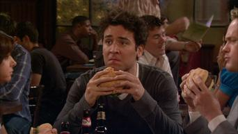 How I Met Your Mother: Season 4: The Best Burger in New York