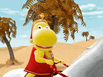 The Backyardigans: Season 1: The Key to the Nile