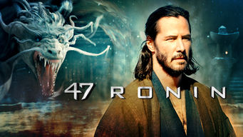 Is 47 Ronin 2013 On Netflix Usa
