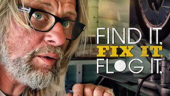 Find It, Fix It, Flog It: Season 1